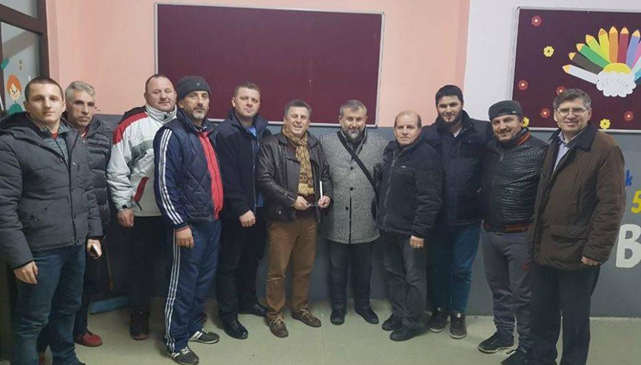"""Xhaferi kryetar, Rexhepi e Ramuka nënkryetar të rinj të K.M. """"Tefejuz"""""""