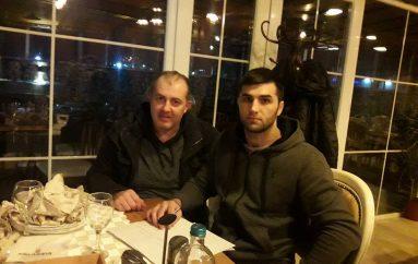 'BOMBË' ne Shkup, Halil Zubairov te KM Liria