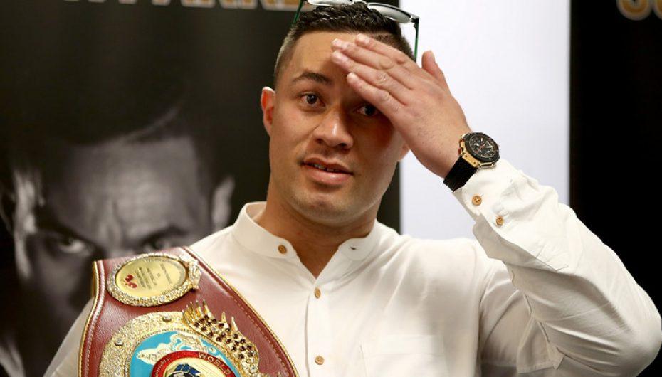 """Parker optimist: E parandiej një fitore me """"KO"""" ndaj Joshua"""