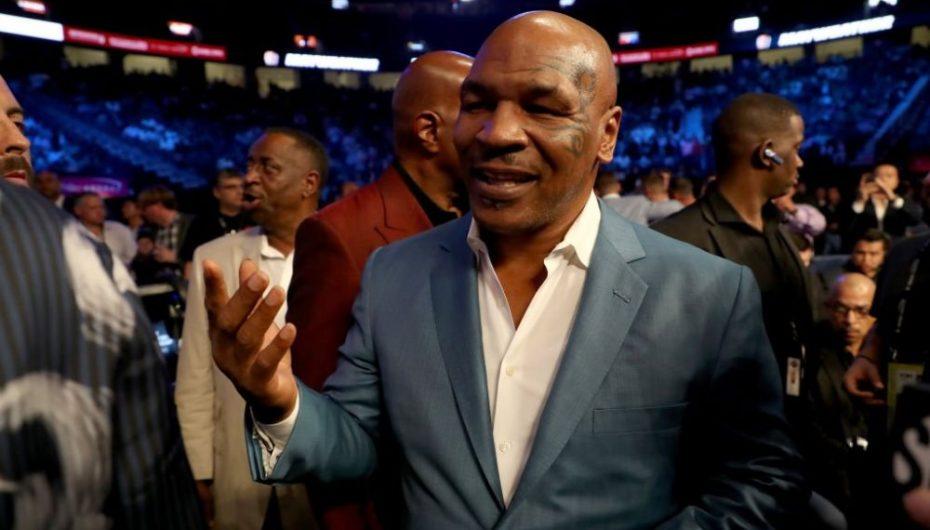 Tyson bëhet kultivues i marijuanës në Kaliforni