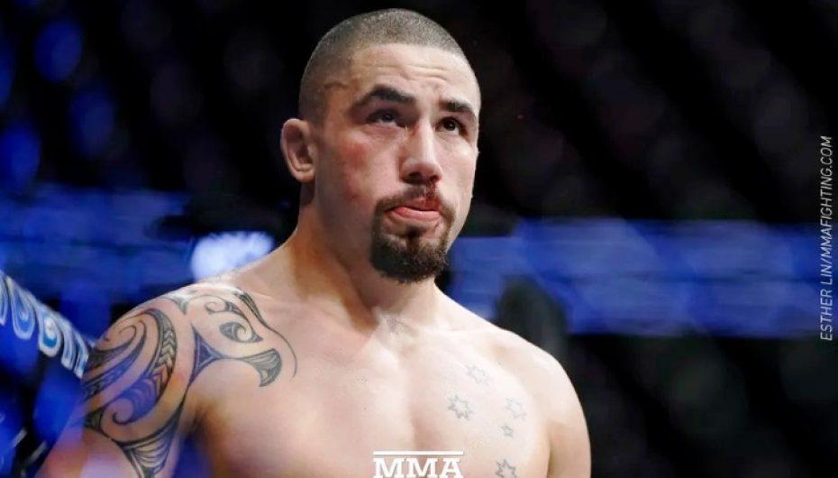 Whittaker i dëmtuar tërhiqet nga mbrojtja e titullit në UFC-221