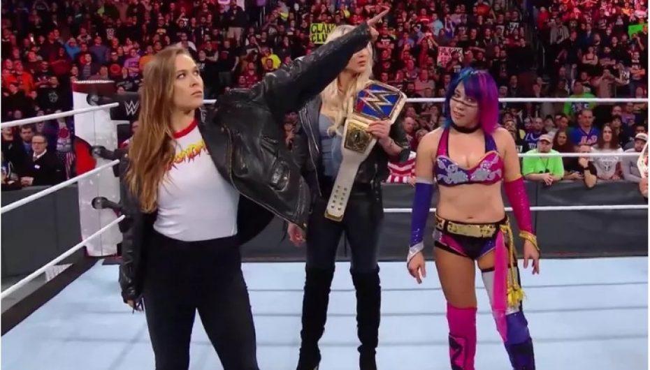 Rousey debuton në WWE: Kjo do të jetë shtëpia ime e re