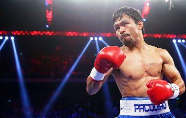 Pacquiao konfirmon bisedimet me ukrainasin Lomachenko për rikthimin në ring
