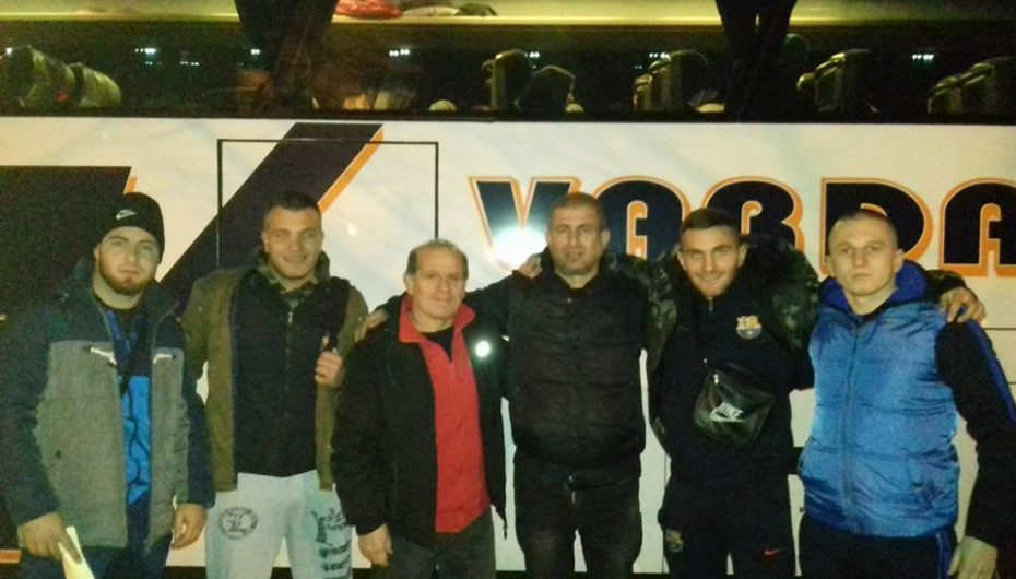 Trajneri Ali pret medalje nga Nuishi në Turqi
