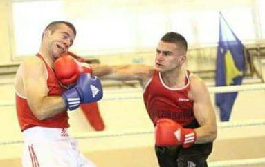 Maqedonia me dy boksier në turneun Pavarësia