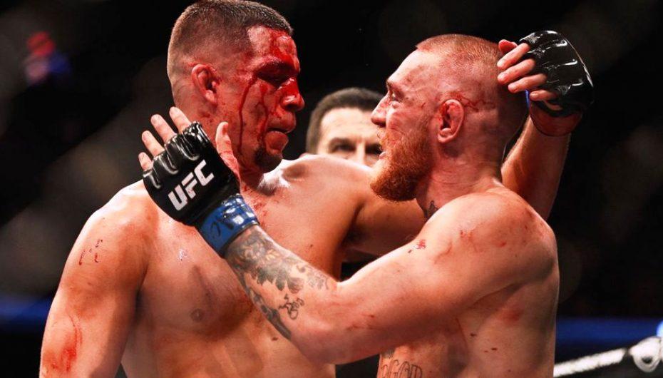 McGregor dhe Diaz nisin një tjetër betejë në rrjetet sociale
