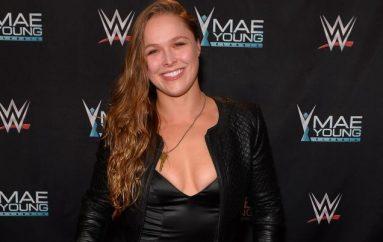 """Rousey më 25 shkurt debuton në WWE, në """"Elimination Chamber"""""""