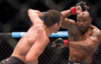 Rockhold dhe Romero 6 muaj pezullim nga UFC-ja pas duelit