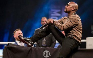 Floyd mendon çdo ditë për një duel në kafaz me Conor