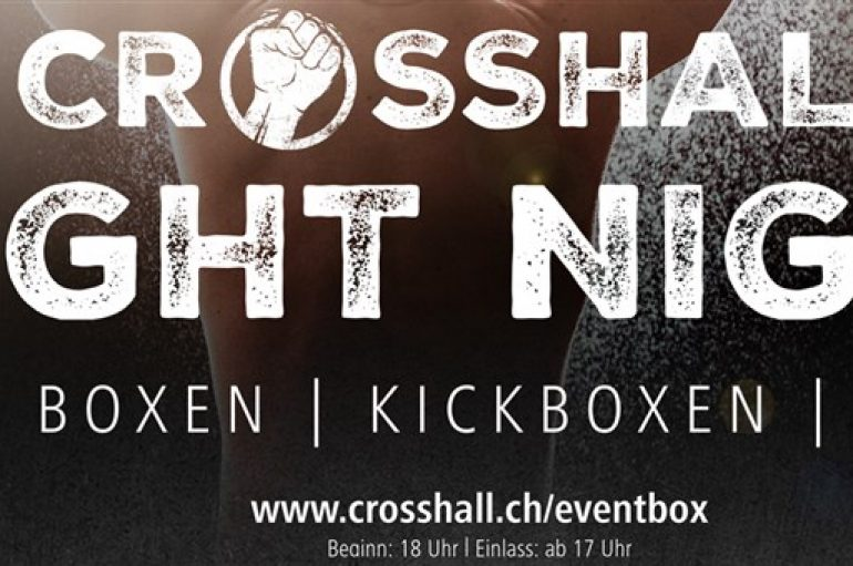 """""""Fight Night in der Crosshalle"""", ja nga ku mund të rezervoni tiketa"""