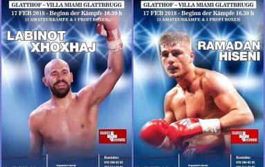 Pavarsia e Kosovës me një spektakël të madh boksi