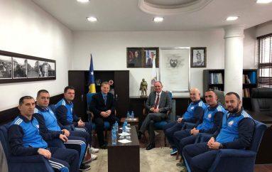 Aliu: Ferizajt do ti kthehet reputacioni i qytetit të sportit