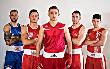 Kampioni Marcel Rumpler Gashi pret medalje evropiane në Romani