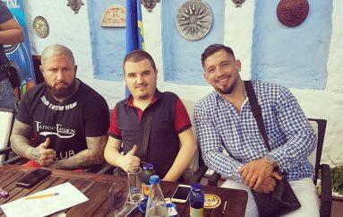 Senad Gashi sfidon Tom Schëarz për titull WBO – Intercontinental