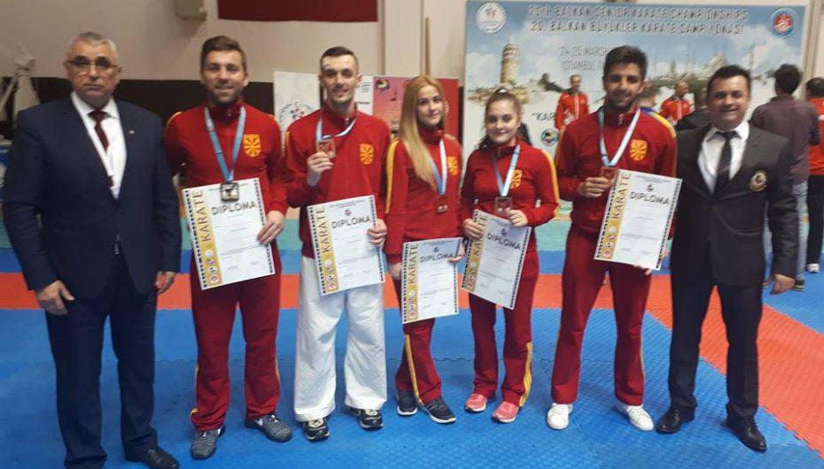 Jakupi dhe Misini kampion Ballkani në Turqi