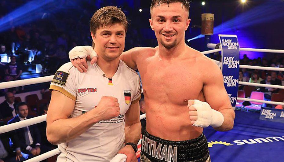 Elvis Hetemi nënshkruan me SES Boxing, ndeshjen e ardhshme në Berlin