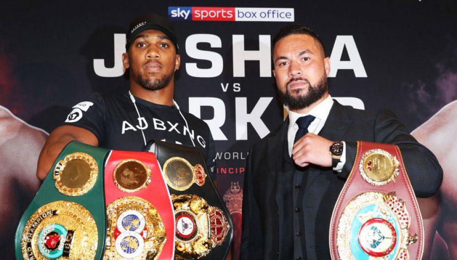 """Joshua i sigurt: Vini bast për fitoren time me """"KO"""" ndaj Parker"""
