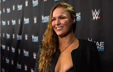 """Rousey debuton më 8 prill në WWE, duelon në """"wrestle mania"""""""