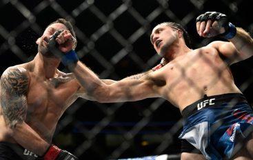 """I pari që """"fundos"""" Edgar, Ortega është ylli më i ri i UFC"""