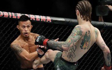 U cilësua si luftëtari më budalla i historisë së UFC, ja përgjigja e Soukhamthath