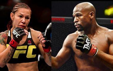 Një femër pretendon se mund ta mposhtë Mayweather në UFC