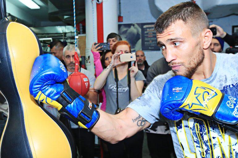 Lomachenko do të duelojë për titullin kampion ndaj Jorge Lineares
