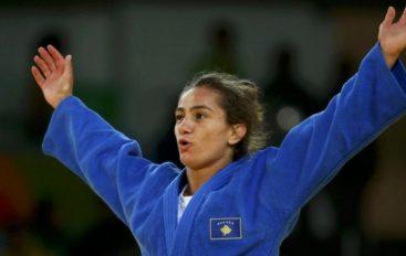 CNN e quan Majlinda Kelmendin heroinë të Kosovës dhe legjendë të xhudos