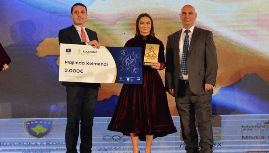 """Majlinda Kelmendi e Herolind Nishevci, """"mbretërit"""" e sportit në Kosovë"""