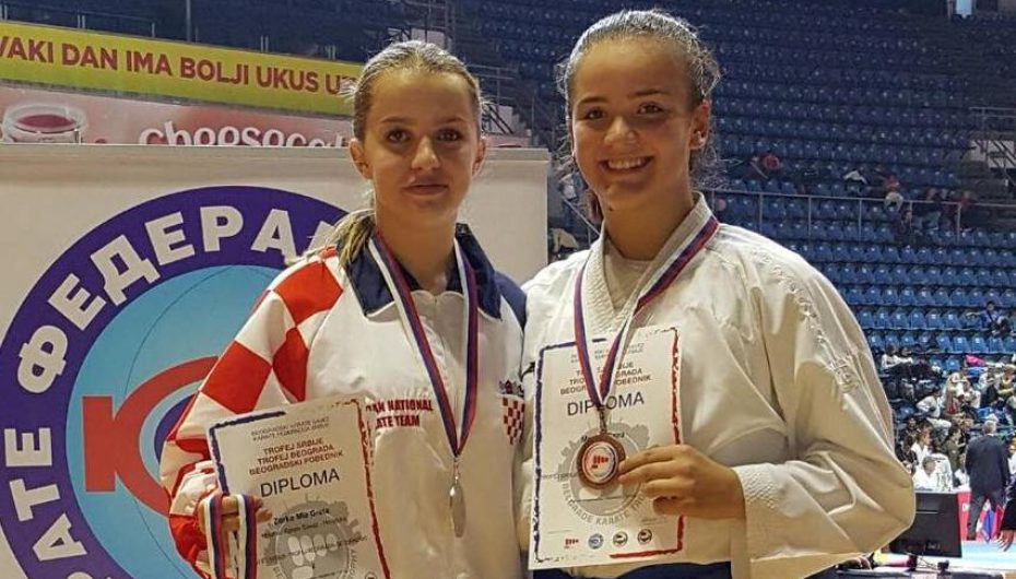 Abdurahim Idrizi dhe Sajra Morina bronz nga Çaçaku