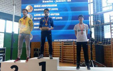 Abdurahim Idrizi sërish triumfon por tani në Kroaci