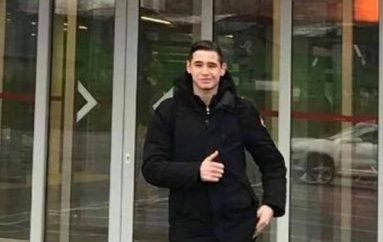 """Tradita Vazhdon, shqiptari i parë që futet në Akademinë """"Top Sport"""""""