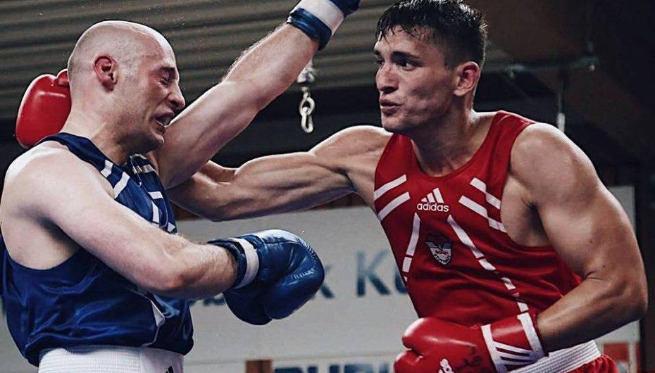 Kosovari, Altin Zogaj së shpejti debuton në profesionalizëm