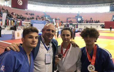Berna dhe Hamza fitojnë medalje nga Kupa afrikane