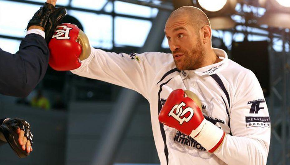 """""""Tyson Fury-t i pëlqen të rrahë të tjerët në ring"""""""