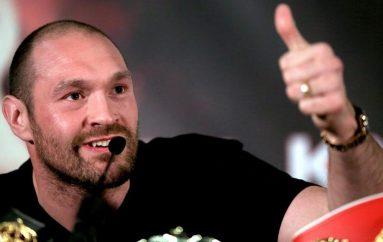 Fury kërkon 50% të fitimit nga dueli me Joshua
