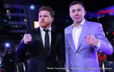 Alvarez tërhiqet nga dueli me Golovkin pas dopingut