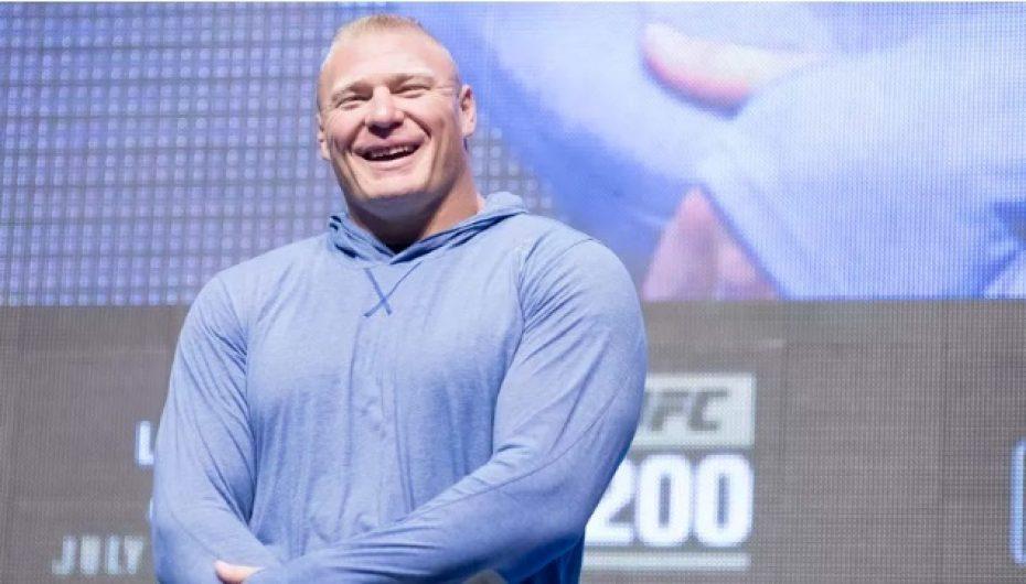 """Lesnar lë me """"gisht në gojë"""" UFC-në, rinovon me WWE-në"""