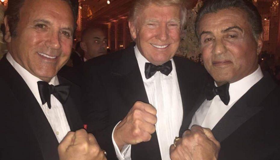 Sylvester Stallone kërkon një nder nga miku Donald Trump…