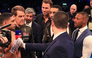 Brook: Khan largohet, ka frikë nga përballja me mua