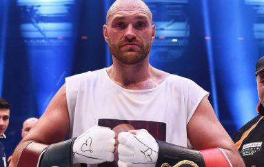 Fury: Deklarata e Wilder më motivoi për t'u rikthyer në ring