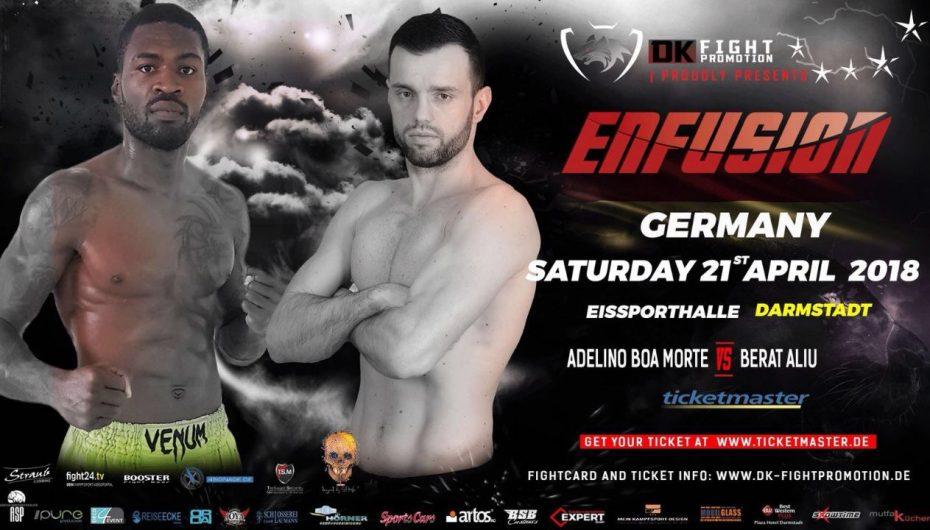 Berat Aliu do ndeshet në Gjermani kundër Morte