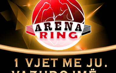 """""""ArenaRing"""" sot feston 1 vjet nga themelimi. Arritje, 50.000 lexues në ditë!"""