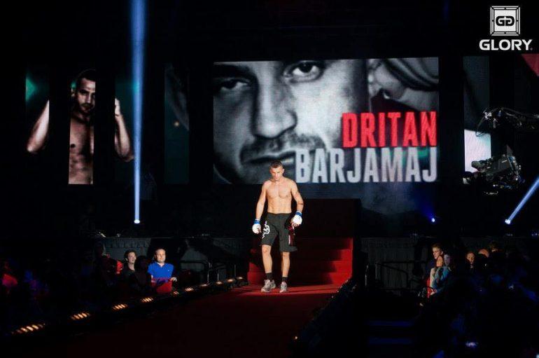 Dritan Barjamaj të shtunën ndeshet për titull bote