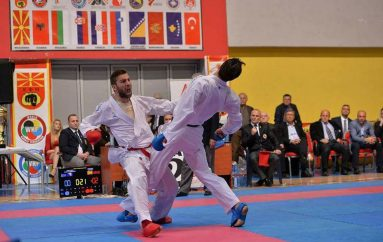 Berat Jakupi pret medalje nga Kampionati evropian