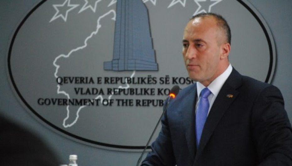 HARADINAJ REAGON PASI SERBIA NUK LEJOI HYRJEN E KARATEISTËVE KOSOVARË