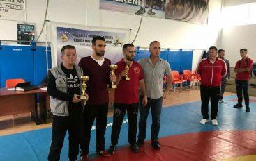 KM Prizreni kampion, Arif Sinani kthehet me sukses në dysheme