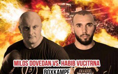 Habib Vuqitërna debuton në boksin profesionist