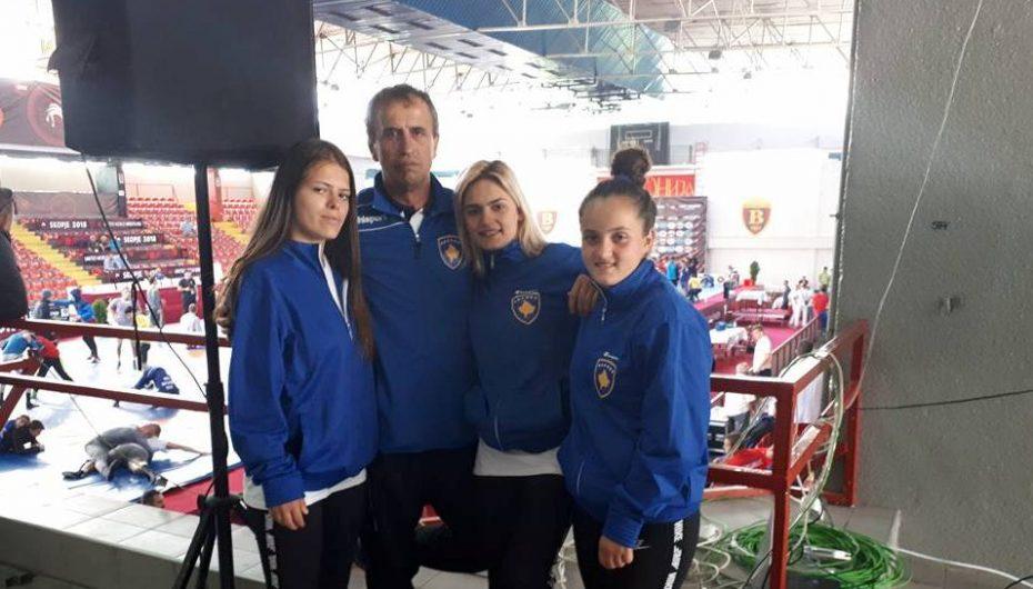 Vajzat kosovare nga nesër fillojnë garat në KE