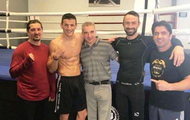 Haxhi Krasniqi gati për duelin me Stanislav Kashtanov