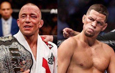 Dana White: Po punojmë për një duel mes Nate Diaz dhe St-Pierre në UFC-227